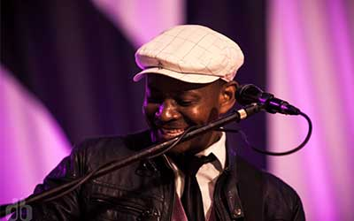 René Tshiakanyi Live @ The Come Wine With Us