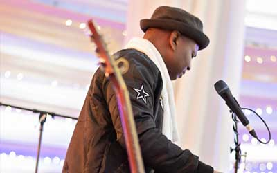 René Tshiakanyi Live @Next Chapter Restaurant