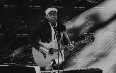 Let us celebrate our Heritage with René Tshiakanyi Live @ the Fusion French Café