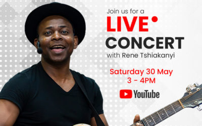 Live YouTube Virtual Concert in aid of Lifeline